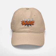 Metal-Wood Bam Baseball Baseball Cap