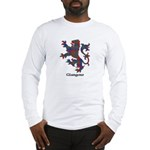 Lion - Glasgow dist. Long Sleeve T-Shirt
