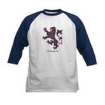 Lion - Glasgow dist. Kids Baseball Jersey