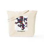 Lion - Glasgow dist. Tote Bag