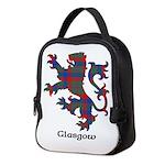 Lion - Glasgow dist. Neoprene Lunch Bag