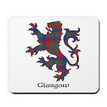 Lion - Glasgow dist. Mousepad