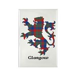 Lion - Glasgow dist. Rectangle Magnet (10 pack)