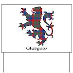 Lion - Glasgow dist. Yard Sign
