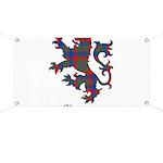 Lion - Glasgow dist. Banner