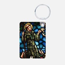 Saint Francis of Assisi Keychains