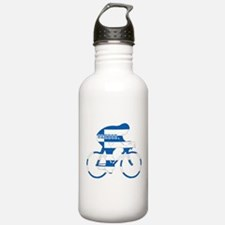 Greek Cycling Sports Water Bottle
