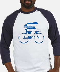 Greek Cycling Baseball Jersey