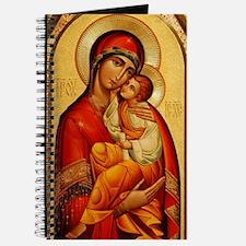 Mary The God Bearer Journal