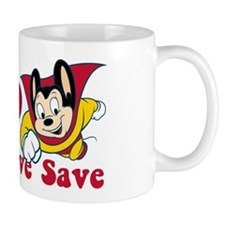 Peace Love Save Mug