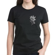 Pen and Ink Daisies Tee