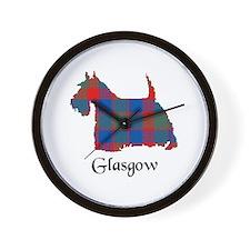 Terrier - Glasgow dist. Wall Clock