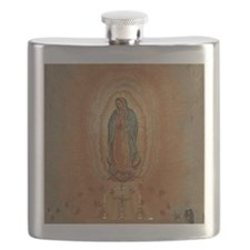 Lady of Guadalupe Flask