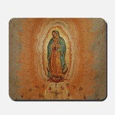 Lady of Guadalupe Mousepad