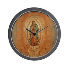 Lady of Guadalupe Wall Clock