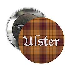 """Tartan - Ulster dist. 2.25"""" Button (10 pack)"""