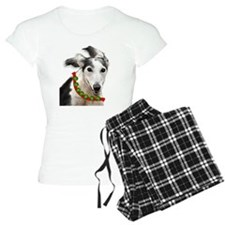 holiday Saluki jumps Pajamas