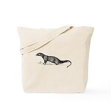 Mongoose Tote Bag