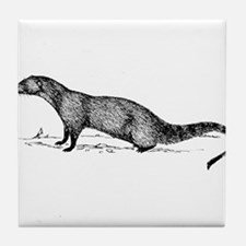Mongoose Tile Coaster