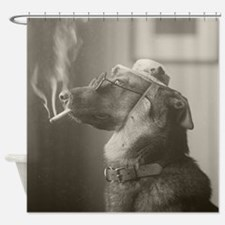 Portrait of a Dog, 1923 Shower Curtain