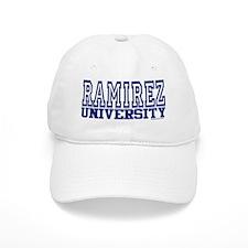 RAMIREZ University Baseball Cap