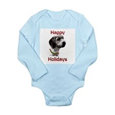 Petit Basset Griffon Vendéen Long Sleeve Infant Bo