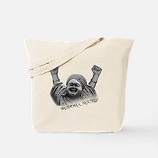 Cute Buddha hand Tote Bag