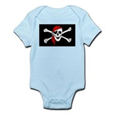 Pirate flag Body Suit
