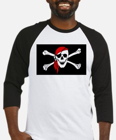 Pirate flag Baseball Jersey