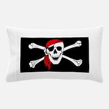 Pirate flag Pillow Case