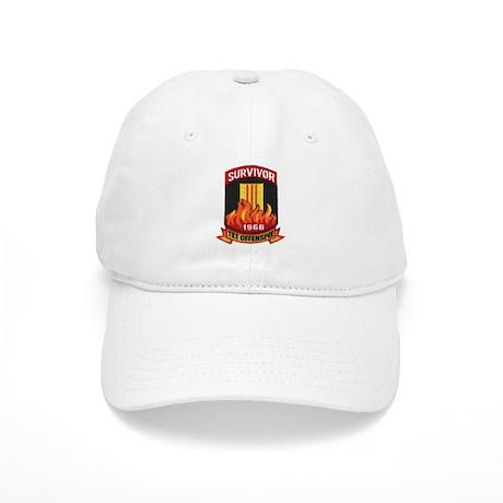 Tet Survivor Cap