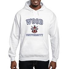 WOOD University Hoodie
