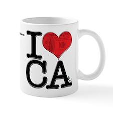 I Love CAsh Mug