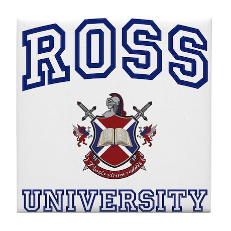 ROSS University Tile Coaster