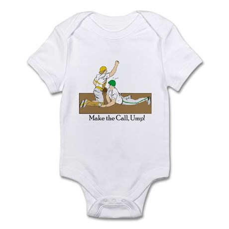 Make the Call Ump Infant Bodysuit
