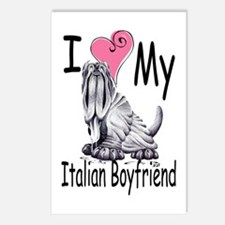 Valentine's Day Postcards (Package of 8)