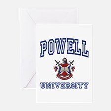 POWELL University Greeting Cards (Pk of 10)
