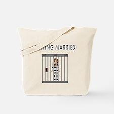 GETTING MARRIED Tote Bag