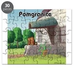 Pomeranian On Granite (Pomgranite) Puzzle