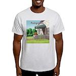 Pomeranian On Granite (Pomgranite) T-Shirt