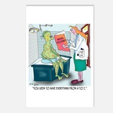 You Have Everything From A to Z Postcards (Package