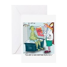 You Have Everything From A to Z Greeting Card