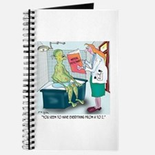 You Have Everything From A to Z Journal