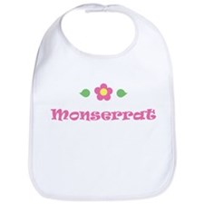 "Pink Daisy - ""Monserrat"" Bib"