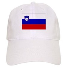 Slovenia Baseball Baseball Cap