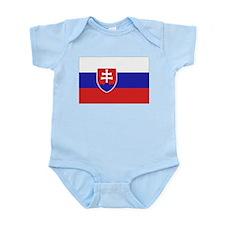 Slovakia Body Suit