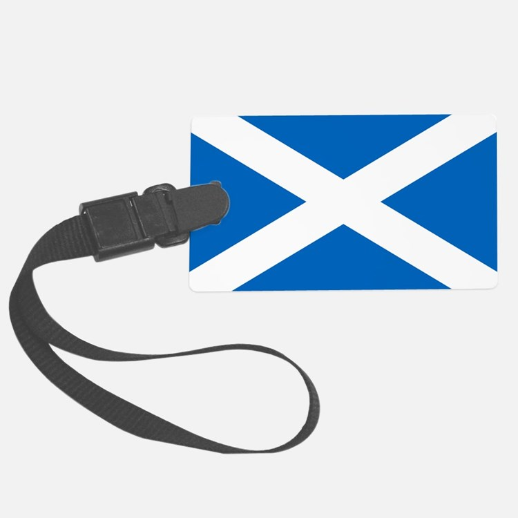 Scotland Luggage Tag