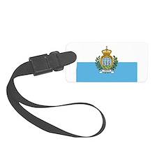 San Marino Luggage Tag