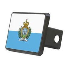 San Marino Hitch Cover