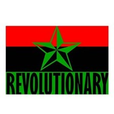 Marcus Garvey Revolutionary Rasta Postcards (Packa